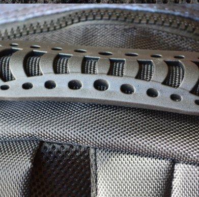 Ohmais 3D Tier Rücksack Rucksäcke Backpack Daypack Schulranzen Schulrucksack Wanderrucksack Schultasche Rucksack für Schülerin blau