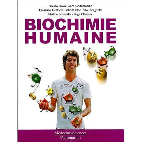 Biochimie humaine