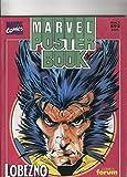 Marvel Poster Book numero 2: Lobezno (numerado 1 en interior cubierta)