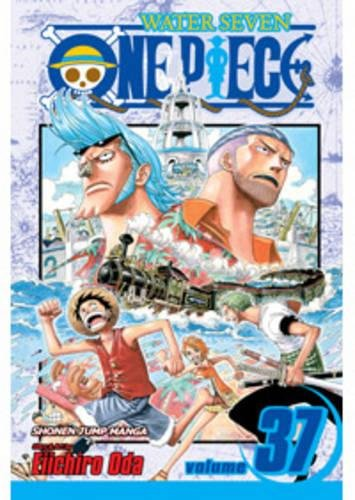 Book Epub One Piece Volume 37