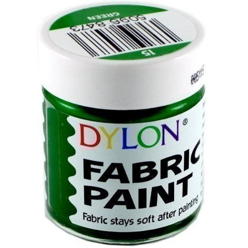 dylon-fabric-paint-green-25ml