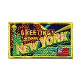 Grüsse aus New York Amerika USA Bundesstaaten Patch Aufnäher Aufbügler 0010