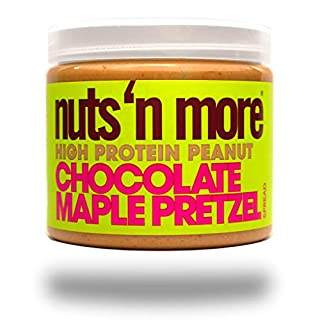 nuts 'n more Chocolate Maple Pretzel Peanut Butter 454 g