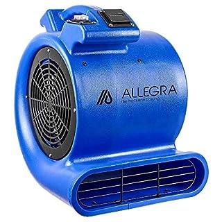 ALLEGRA Radiallüfter RL 2100 Turbolüfter Lüfter Windmaschine Gebläse