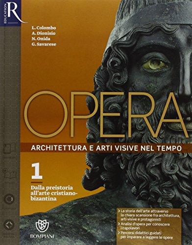 Opera. Openbook-Come leggere l'opera d'arte-Extrakit. Per le Scuole superiori. Con e-book. Con espansione online: Opera (volume 1) + OpenBook + Extrakit. Per Secondaria II grado