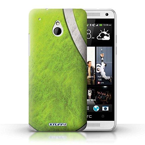 Kobalt® Imprimé Etui / Coque pour HTC One/1 Mini / Cricket conception / Série Balle Sportif Tennis