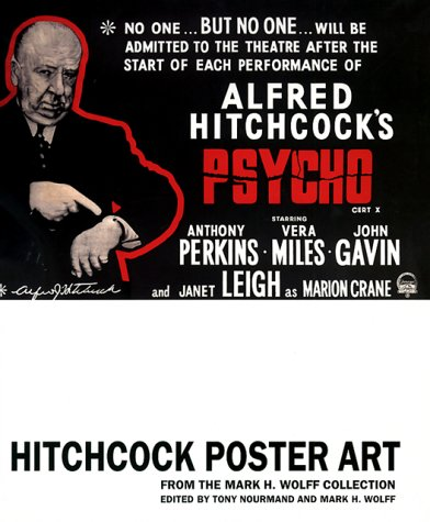 Hitchcock Poster Art - Hitchcock-film Poster