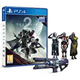 Picture Of Destiny 2 w/ Salute Emote (Exclusive to Amazon.co.uk) (PS4)