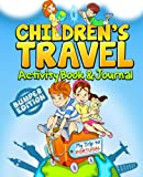 Children's Travel Activity Book & Journal: My Trip to Portugal
