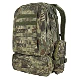 Condor 3-Day Assault Pack Rucksack - Kryptek Mandrake - 50 Liter