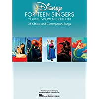 Disney For Teen Singers Young Women's Edition