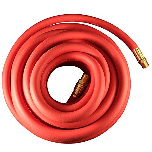 Milton 163425Fuß EPDM 3/20,3cm ID Gummi Luftschlauch