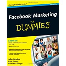 Facebook Marketing For Dummies (For Dummies (Computers))