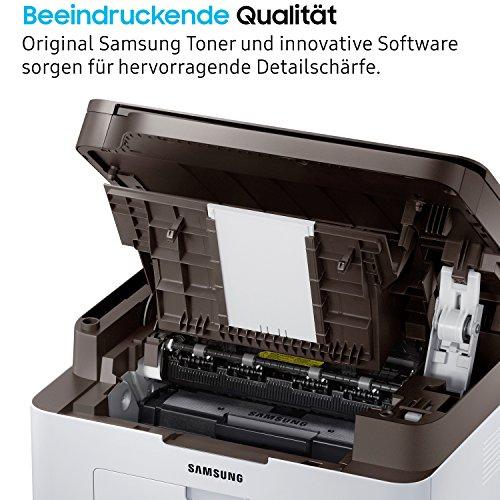 Samsung Xpress SL-M2070/XEC Monolaser-multifunktionsgerät (mit ReCP-Technologie für brillante Ausdrucke) schwarz/silber - 5