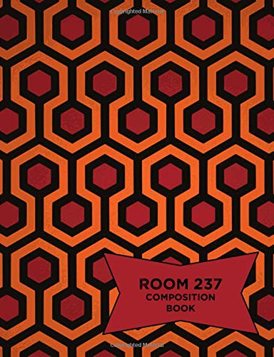 Room 237 Composition Book: 5x5 Graph Paper Notebook