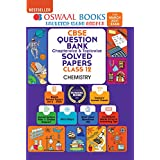 Oswaal CBSE Question Bank Class 12 Chemistry Book Chapterwise & Topicwise Includes Objective Types & MCQ's (For 2021 Exam)
