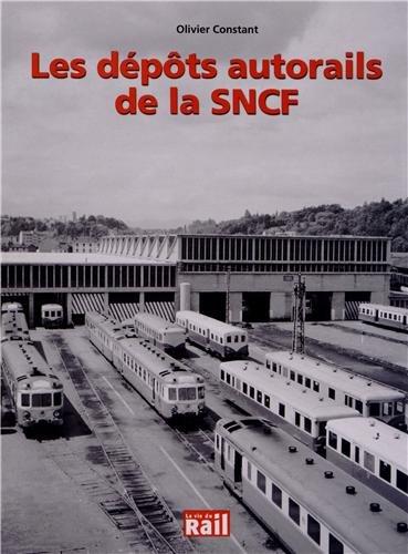 Les dépôts autorails de la SNCF