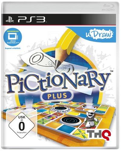 Preisvergleich Produktbild Pictionary Plus (uDraw erforderlich)