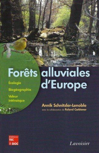 Frets alluviales d'Europe de Annik Schnitzler-Lenoble (3 juin 2007) Broch