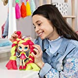 Candylocks 6054253 7 Inch Straw Mary, Sugar Style Deluxe Scented Collectible Doll with Accessories, Multicolour