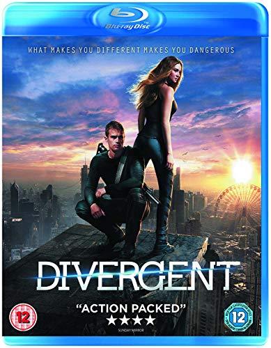 Divergent [Blu-ray] [2014] [UK Import]
