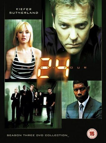 Click for larger image of 24: Season Three DVD Collection [DVD]