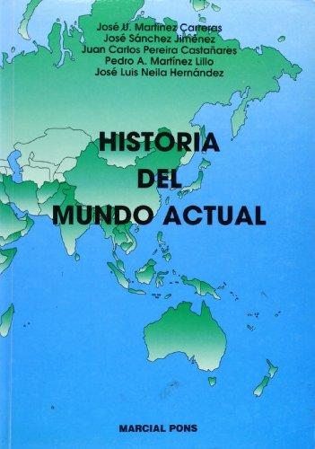 Descargar Libro Historia del mundo actual de Jose U. Martinez Carreras