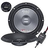 Mac Audio 1107217 Star Flat 2.16 - ultraflacher 2-Wege Kompo System Einbaulautsprecher