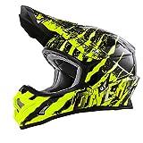 0623-434 - Oneal 3 Series Mercury Motocross Helmet L Black Hi-Vis