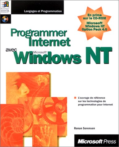 Programmer Internet avec Microsoft Windows NT