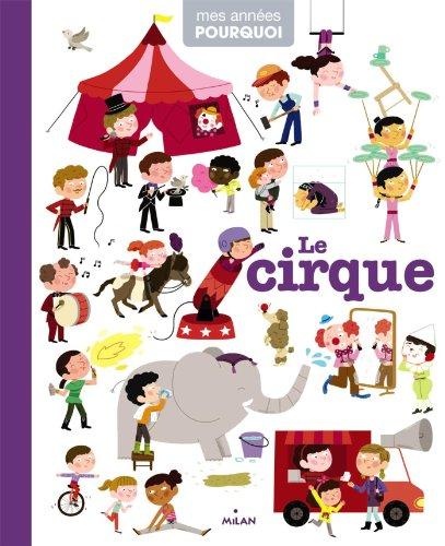Le cirque par Stéphanie Ledu