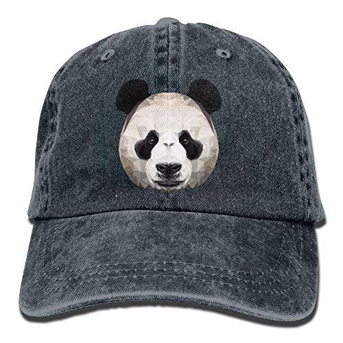 AOHOT Herren Damen Baseball Caps,Hüte, Mützen, Classic Baseball Cap, Panda Denim Baseball Caps Hat Adjustable Cotton Sport Strap Cap for Men Women (Ll Halloween J Cool)