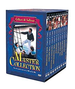 Gilbert & Sullivan - Master Collection (Opera World) [Import USA Zone 1]