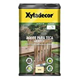 Öl für Teakholz Xyladecor Aquatech farblos 5l