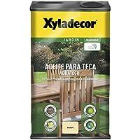 Xyladecor Aceite para Teca Aquatech INCOLORO 750 ML