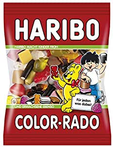 Haribo Color-Rado, 200 g