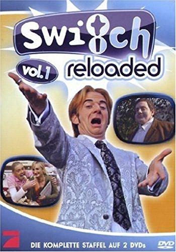 Switch reloaded Vol. 1 (2 DVDs) - Comedy Kracher Switch-dvd