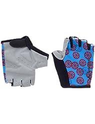 VAUDE Niños Guantes KIDS Grody Gloves, infantil, color Azul - azul cobalto, tamaño 4