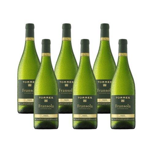 Fransola - Vino Blanco - 6 Botellas