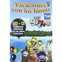 Vacaciones Con Los Lunnis