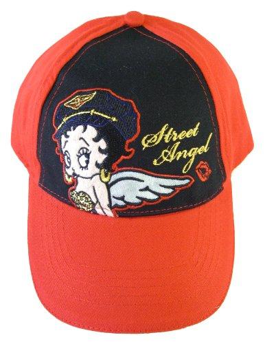 Betty Boop Cap - Muetze (Kinder Kostüm Boop Betty Für)