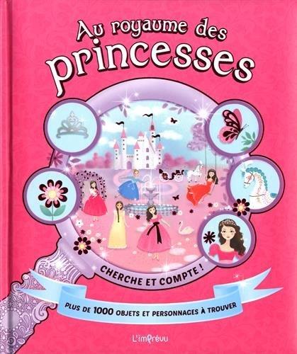 Au royaume des princesses : Cherche et compte !