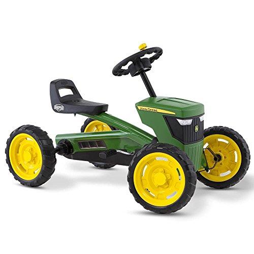 Berg 24.30.11.00 - Buzzy John Deere Go-Kart Kinderfahrzeug