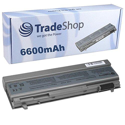 Hochleistungs Li-Ion AKKU 6600mAh für Dell Latitude E6400 E6400ATG E6400XFR E6410 E6410ATG E6500 E6510 Precision M2400 M4400 M4500 M6400 M6500 ersetzt PT434 PT435 PT436 PT437 KY477 KY265 KY266 KY268 FU268 FU274 FU571