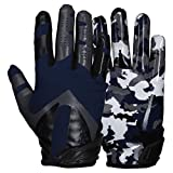 Prostyle Sniper American Football Receiver Gloves Navy L