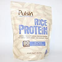 Pulsin' | Rice Protein Concentrate | 1kg