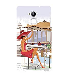 A2ZXSERIES Designer Back Case Cover for Coolpad Note 3 Lite / Coolpad Note 3 Lite Dual SIM with dual-SIM card slots