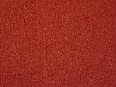 Teppichboden Auslegware Rasant Rot 400 X 300 Cm 925 Eurm von teppich-scheune