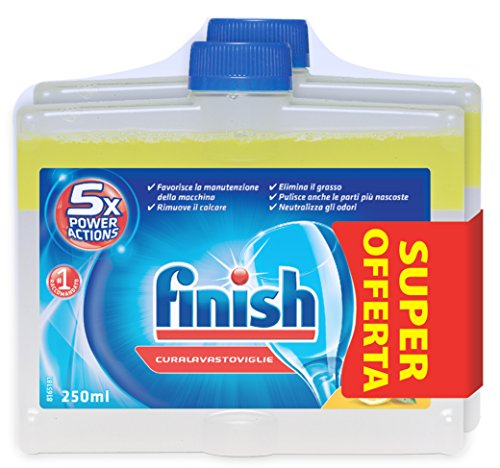 finish-curalavastoviglie-detersivo-per-la-manutenzione-della-lavastoviglie-lemon-pacco-da-2-x-250-ml