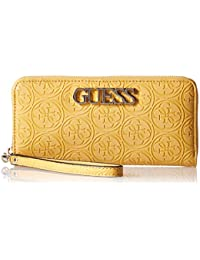 bc91d19f70 GUESS Heritage Large Zip Around Wallet